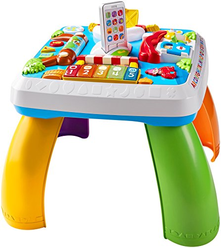 Fisher-Price Laugh & Learn Around The Town Learning Table by Fisher-Price (Image #1)