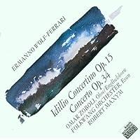 Concerto pour hautbois / Concerto pour cor anglais [Import anglais]