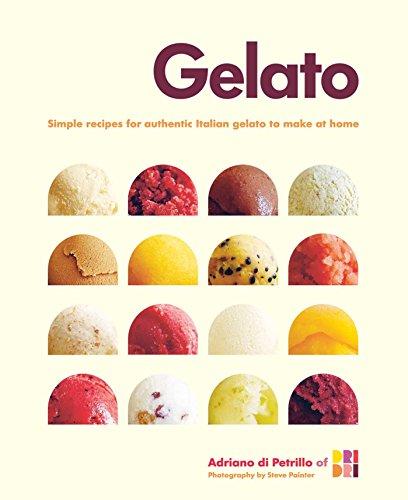 Gelato (Easy Italian Recipes To Make At Home)