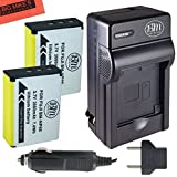Best Battery Charger For Fujifilm FinePixes - BM Premium 2-Pack Of NP-85 Batteries And Charger Review