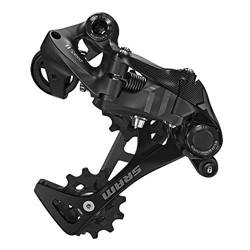 Alivio Rear Derailleur (SRAM X01 Type 2.1 11 Speed Rear Derailleur, Black)