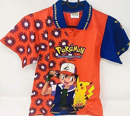 Giochi Preziosi – Camiseta Pokémon Ash & Pikachu – Talla 9/11anni 140 cm: Amazon.es: Productos para mascotas