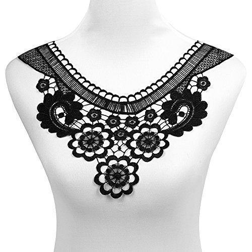 Line Art Floral Dress - 1