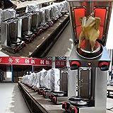 Shawarma Grill Machine Lpg Gas Doner Kebab Machine