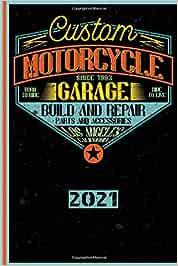 Custom Motorcycle Garage Since 1993 Born To Ride Ride To Live Build And Repair Parts And Accessories Los Angeles California 2021: Italiano! ... i motociclisti e tutti gli amanti della moto