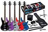 Ibanez IJXB150B Jumpstart Bass Package Metallic Purple