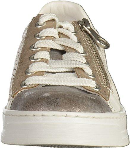 Rieker L8516 Sneakers Da Donna Bianche