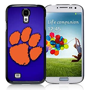 SevenArc NCAA Clemson Tigers Samsung Galaxy S4 I9500 Hard Cover Case 2014 Style