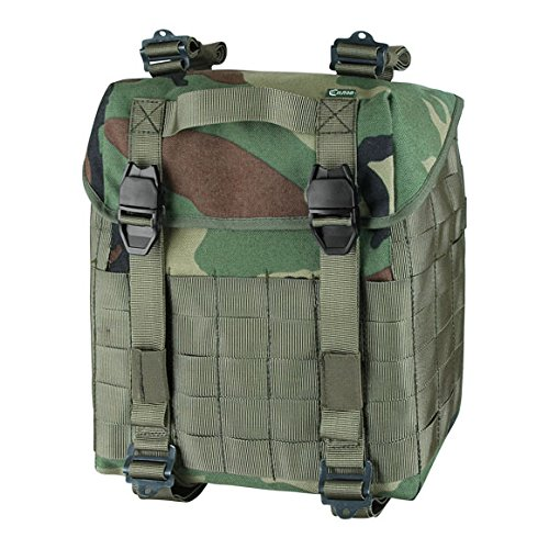 Splav UniClick Rations Bag w/Forest Camouflage ()
