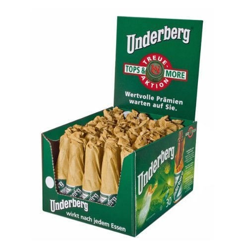 - Underberg 30 Bottle Convenience Pack by Underberg