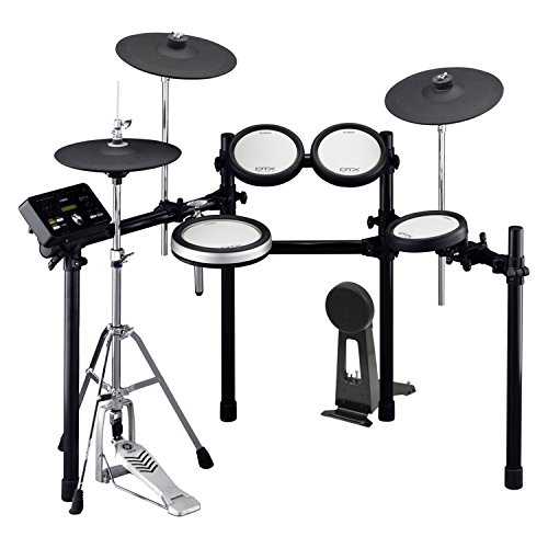Yamaha DTX562K Yamaha DTX562K 5-Piece Electronic Drum Set(Drum Pedal not included) by Yamaha