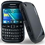 Clorox S desgin Soft Rubber Back Cover for BlackBerry Curve 8520