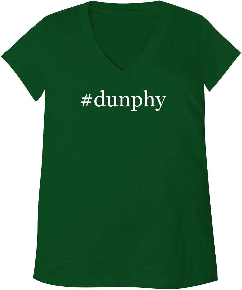 #Dunphy - Adult Bella + Canvas B6035 Women'S V-Neck T-Shirt