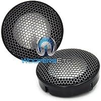 Pair of Diamond Audio D6 Aluminum Tweeters