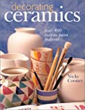 Decorating Ceramics, Nicky Cooney, 0806975652