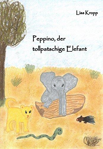Peppino, der tollpatschige Elefant