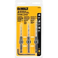 Dewalt 3-Piece Countersink Set