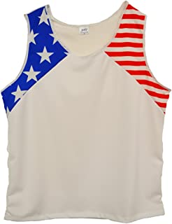 product image for Soark Womens Patriotic Flag Singlets