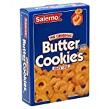 Salerno Butter Cookies