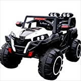 XITER Piano Children's Remote Control Off-road Vehicle Can Take People Electric Car Four-wheel Drive Male And Female Baby 1-8 Years Old Bluetooth Remote Control ( Color : White )