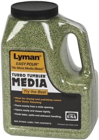 by Lyman 2.25-Pounds Lyman Reloading Tumbler Media Corncob