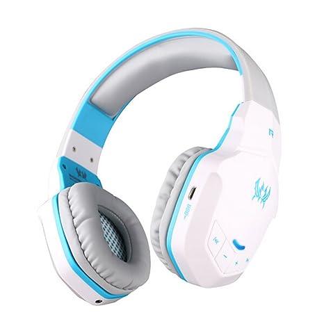 Wireless Gaming Auriculares, KOTION CADA B3505 V4.1 Bluetooth auriculares para juegos Auriculares con