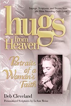 Image result for hugs from heaven portraits of a woman's faith