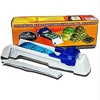CNmuca Rollo de Verduras Carne en inglés Caja de Color Empaque Col Herramientas para enrollar Hojas Herramientas de Cocina Molde de Sushi