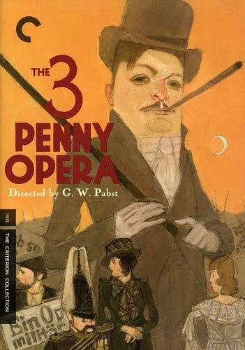 Opera Threepenny (The Threepenny Opera (The Criterion Collection))