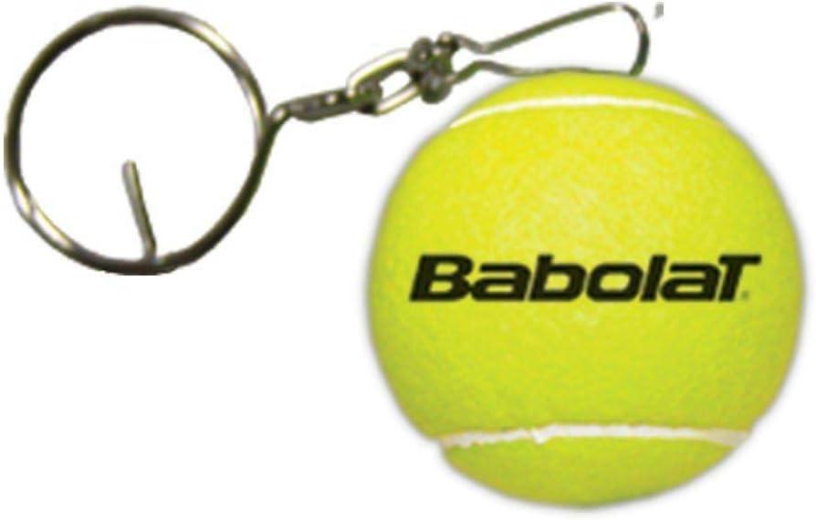 Babolat Ball Llavero de Tenis, Unisex Adulto, Amarillo/Yellow ...