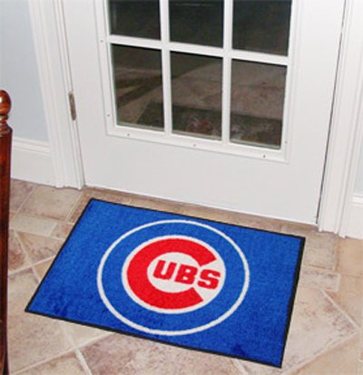 FANMATs MLB Chicago Cubs Baseball Starter -