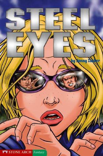 Steel Eyes (Keystone Books) - 9 Sunglasses Title