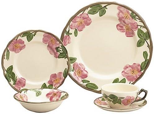Franciscan Pottery Rosette Salad Plate