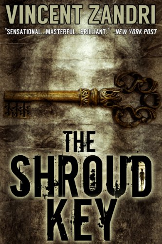 Book cover image for The Shroud Key: (A Chase Baker Thriller Series Book No. 1)