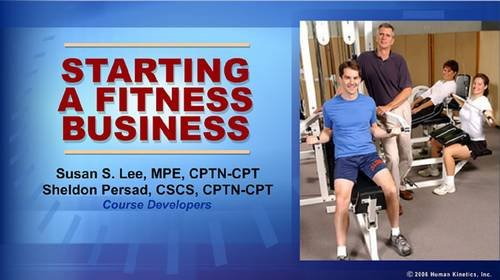 Starting a Fitness Business Course-NT
