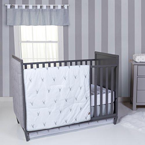 Velvet Crib Set - 6