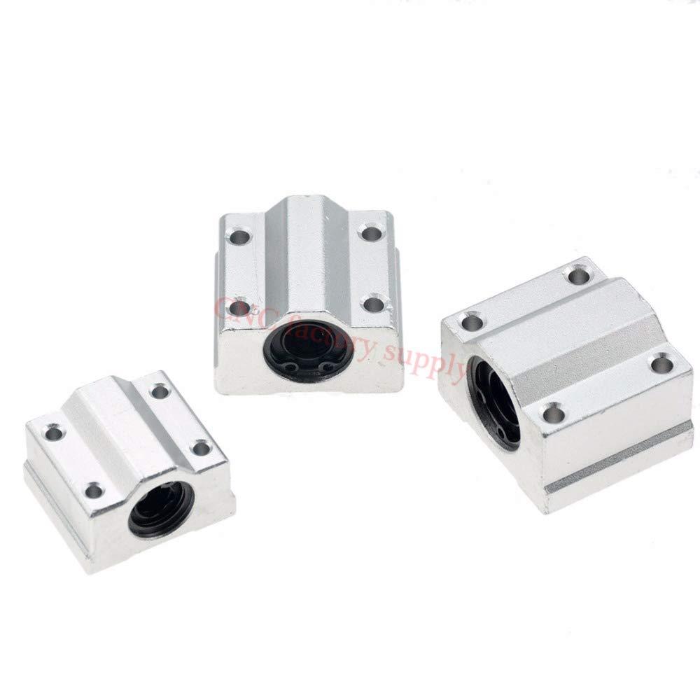 GIMAX SC8UU SCS8LUU SCS8LUU - Rodamiento de bolas lineales de 8 mm ...