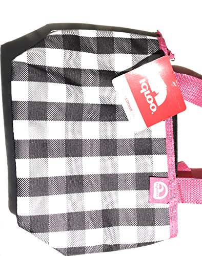Igloo checkered cooler lunch bag by Igloo