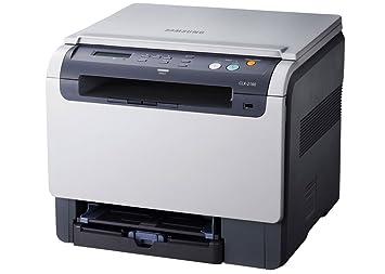 Samsung CLX-2160 - Impresora multifunción (Manual): Amazon.es ...