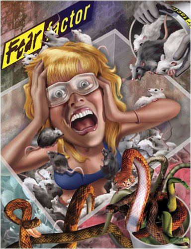 Fear Factor Vipers and Vermin 100pc Jigsaw Puzzle]()