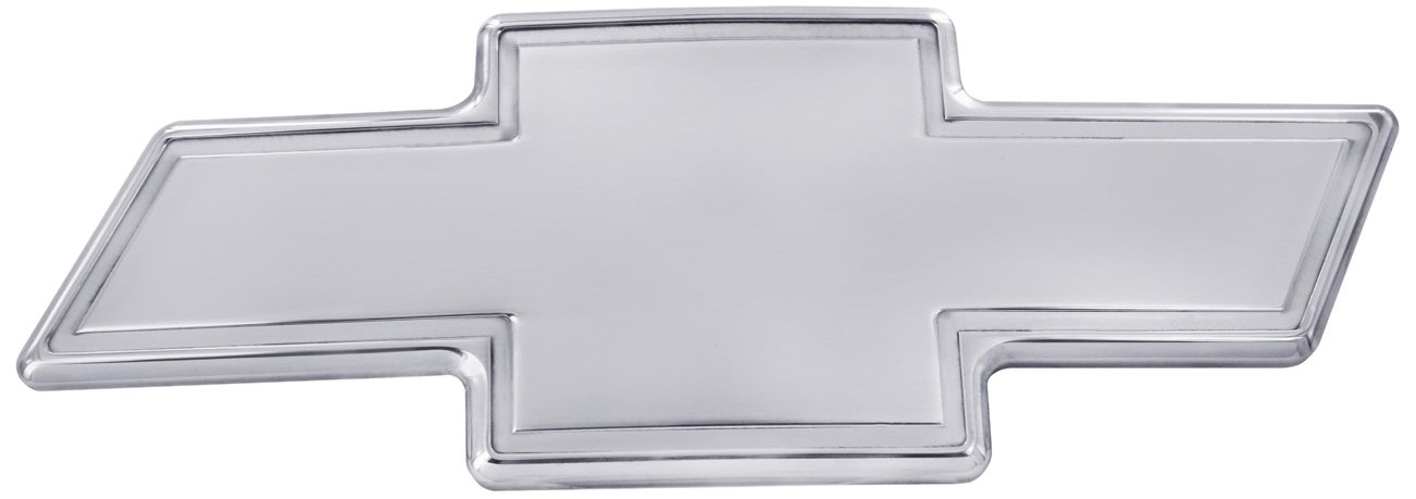 Pack of 10 All Sales 96143P-10 Grille Emblem,