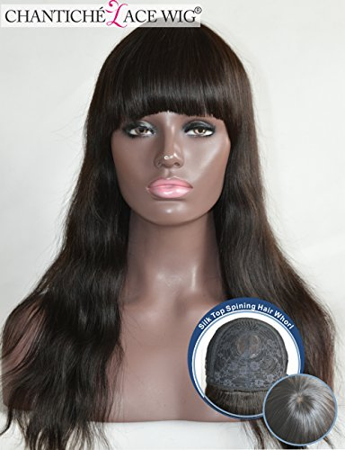 Chantiche Lace Realistic Invisible Wig
