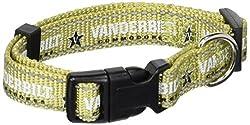 Pet Goods Ncaa Vanderbilt Commodores Dog Collar, Small