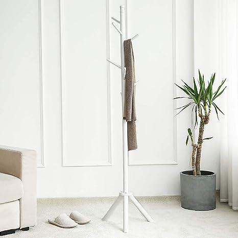 coat rack Perchero De Madera De Bambú_Stand En Forma De ...