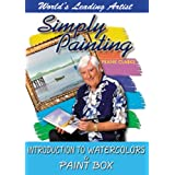 Simply Painting: Introduction to Watercolors and Paint Box
