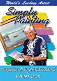 Simply Painting: Introduction to Watercolors and Paint Box [Import]
