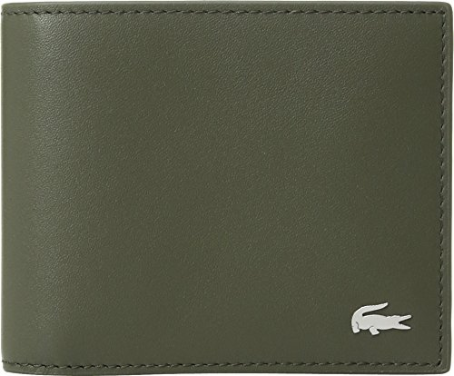 Lacoste FG Leaf Men's Grape Lacoste Small Billfold Men's Uaqpxp