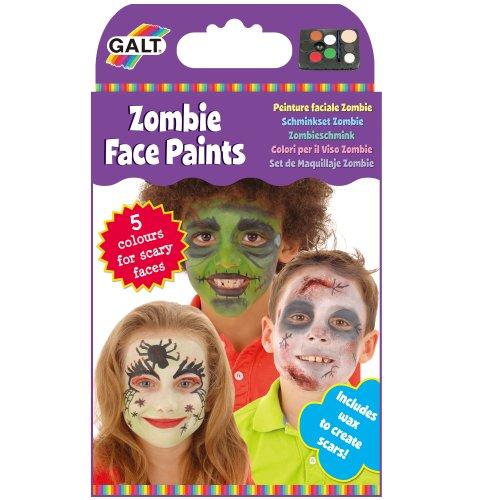 Galt Zombie Face Paints (British Themed Halloween Costume)