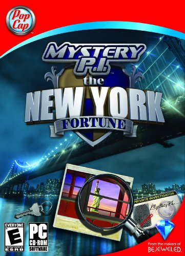 Mystery P.I.: The New York Fortune - PC -