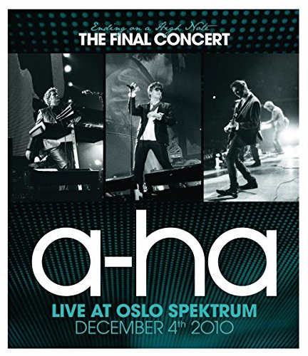 Blu-ray : a-ha - Ending on a High Note: Final Concert (Blu-ray)